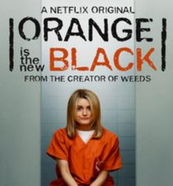 Orange is the New Black small logo