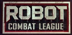 Robot Combat League small logo