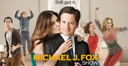 The Michael J. Fox Show small logo
