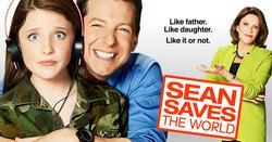 Sean Saves The World small logo