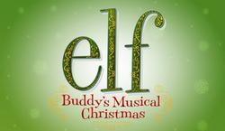 Elf: Buddy's Christmas Musical small logo