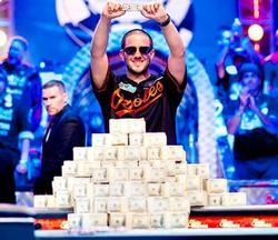 World Series of Poker small logo