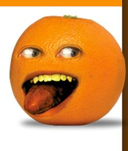 The High Fructose Adventures of Annoying Orange small logo