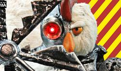 Robot Chicken small logo