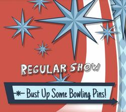 Regular Show small logo