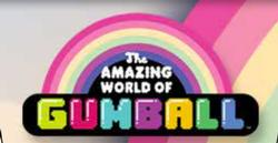 The Amazing World of Gumball small logo