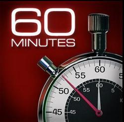 60 Minutes small logo