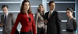 The Good Wife small logo