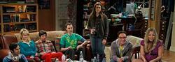The Big Bang Theory small logo