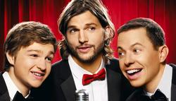 Two and a Half Men small logo