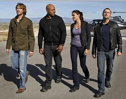NCIS: Los Angeles small logo