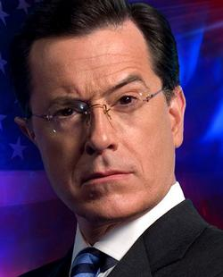 The Colbert Report small logo