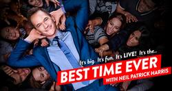 Best Time Ever with Neil Patrick Harris small logo