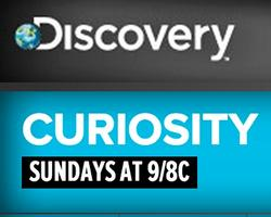 Curiosity small logo