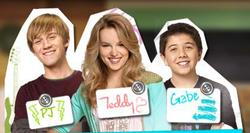 Good Luck Charlie small logo