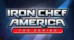 Iron Chef America small logo