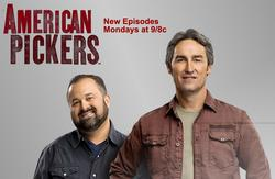 American Pickers small logo