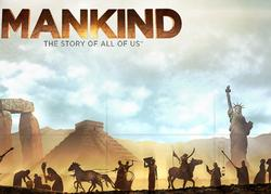 Mankind the Story of All of Us small logo