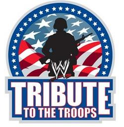 WWE: Tribute To The Troops small logo