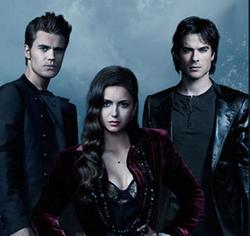 The Vampire Diaries small logo