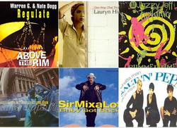 Greatest Hip Hop Songs of the 90s small logo