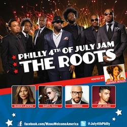 Philly 4th of July Jam small logo