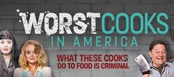Worst Cooks in America small logo