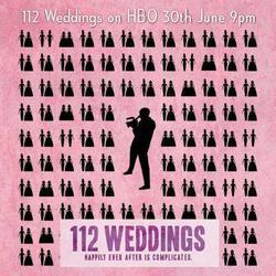 112 Weddings small logo