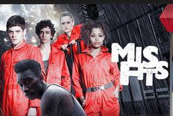 Misfits small logo
