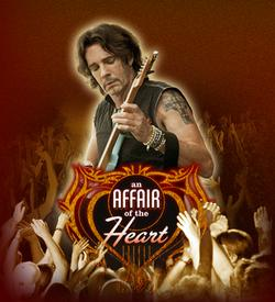 An Affair of the Heart: Rick Springfield small logo