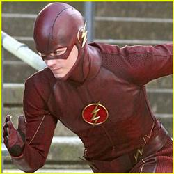 The Flash (2014) small logo