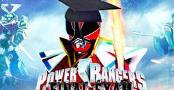 Power Rangers small logo