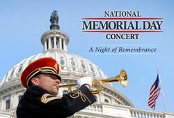 National Memorial Day Concert small logo