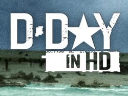 D-Day in HD small logo