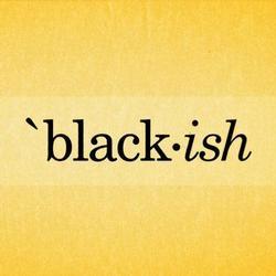 Black-ish small logo