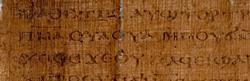 The Gospel of Judas: Revealed small logo