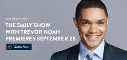The Daily Show with Trevor Noah small logo