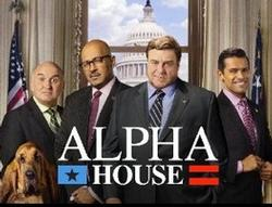 Alpha House small logo