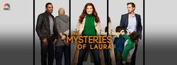 The Mysteries Of Laura small logo