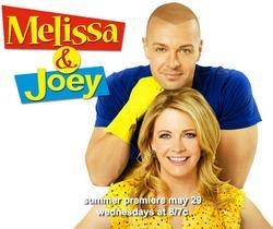 Melissa & Joey small logo