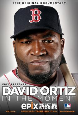 David Ortiz: In The Moment small logo