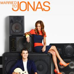 Married to Jonas small logo