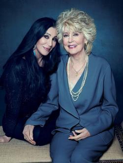 Dear Mom, Love Cher small logo