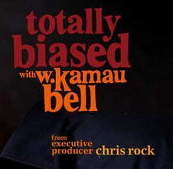 Totally Biased with W Kamau Bell small logo