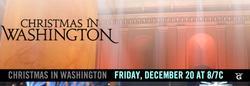Christmas in Washington small logo
