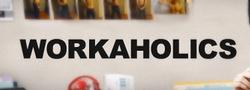 Workaholics small logo