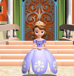 Sofia the First small logo