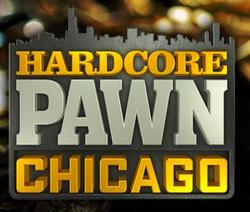 Hardcore Pawn: Chicago small logo