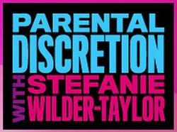 Parental Discretion with Stefanie Wilder-Taylor small logo