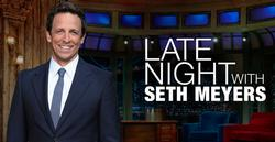 Late Night with Seth Meyers small logo